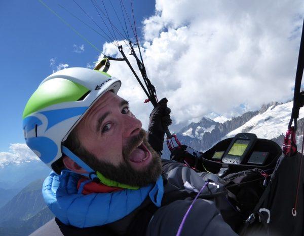 Gavin McClurg – Tom Payne – X-Alps